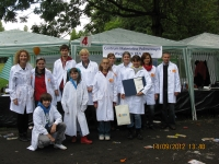 Science Day 14th September 2012